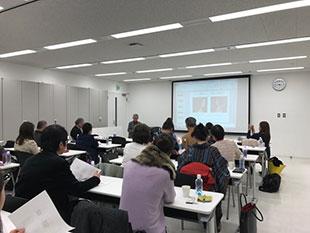 年4回の研究会を開催のイメージ